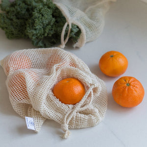 Mesh Produce Bags 3-pack from Dans Le Sac