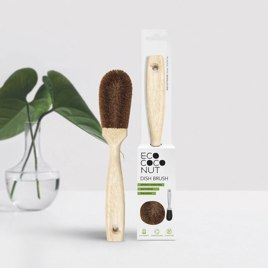 Coconut Dish Brush from EcoCoconut