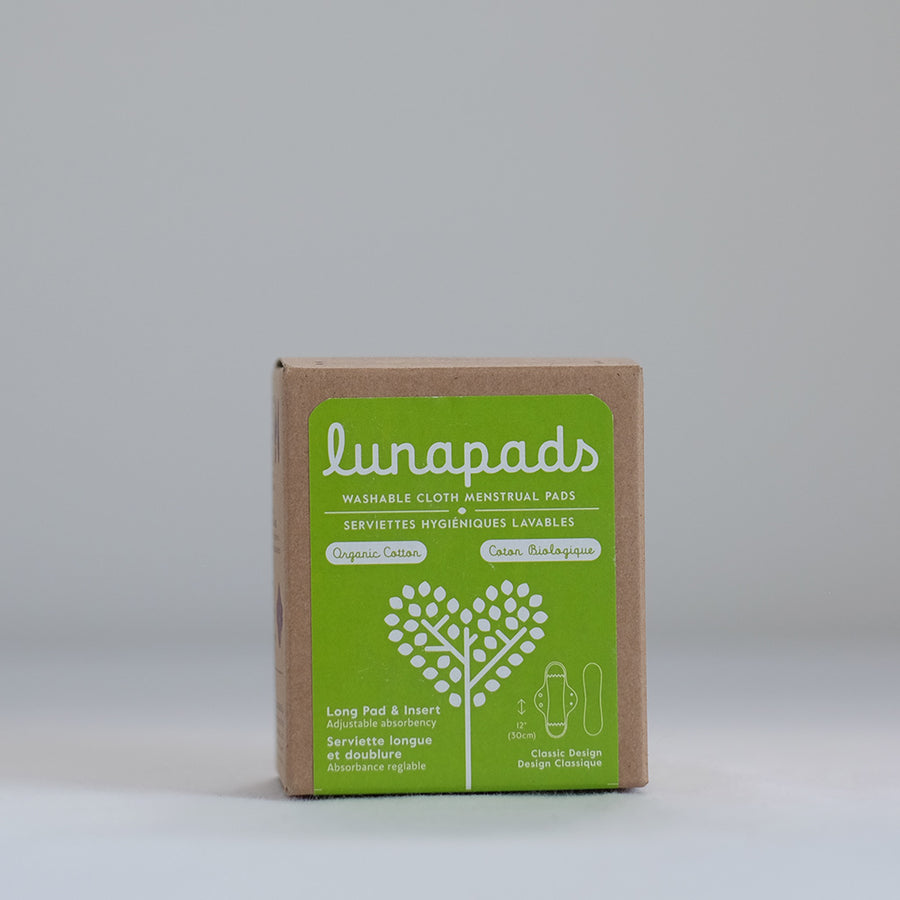 "Organic Long Pad - 12"" from Lunapads"