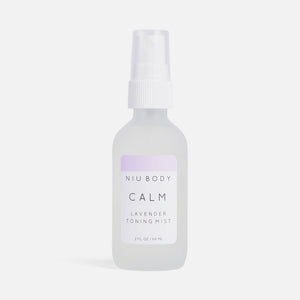 Lavender Toning Mist - Calm from Niu Body