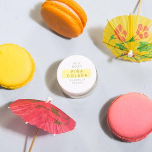 Sugar Lip Polish - Piña Colada from Niu Body