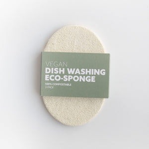 Dish Washing Eco Sponges from No Tox Life