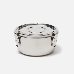 Stainless Steel Airtight Container - 12cm from Onyx