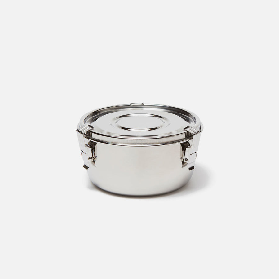 Stainless Steel Airtight Container - 8cm from Onyx