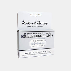 Razor Blades - 20-pack from Rockwell Razors