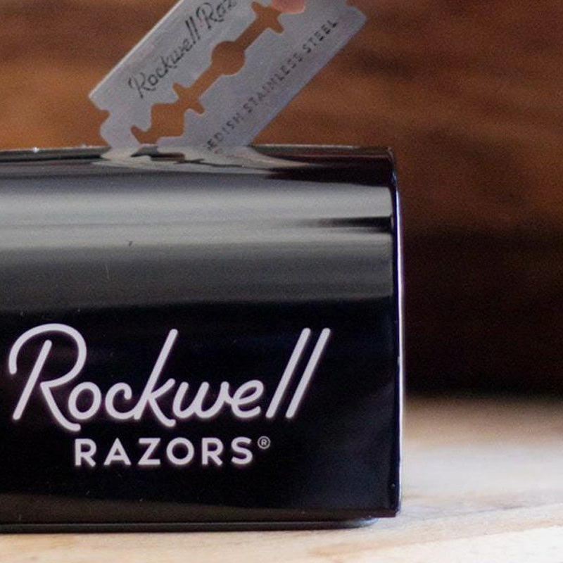 Razor Blade Safe from Rockwell Razors