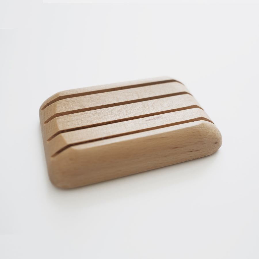 Wooden Soap Dish - Oak from Sitti