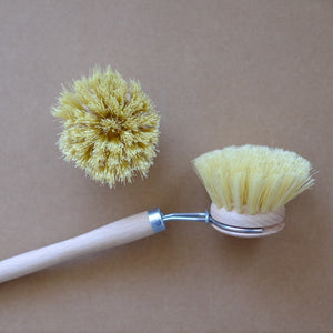 Dish Brush Replacement Head - Hard from Redecker