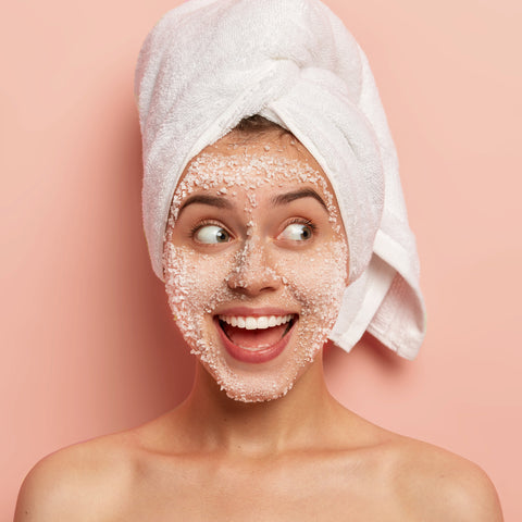 A Pretty facials is a skin care treatment designed to exfoliate, cleanse and restore hydration