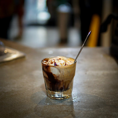 Why your Local Barista is the New Ice Cream Man.
