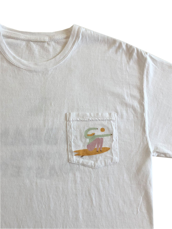 Surfer Pocket Tee
