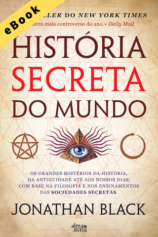 História Secreta do Mundo (e-Book)