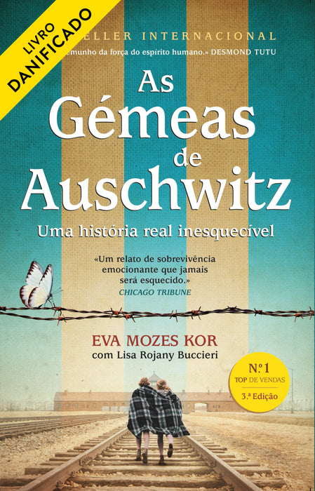 As Gémeas de Auschwitz (Danificado)
