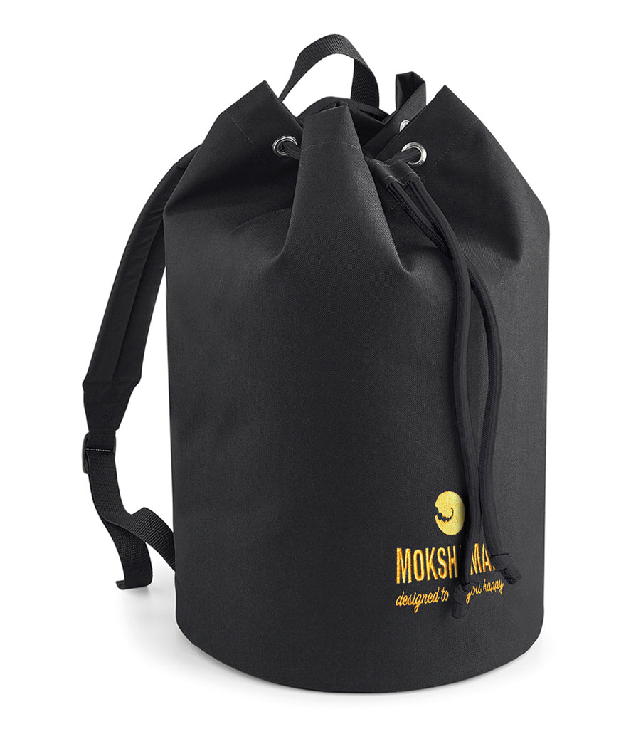 Serious capacity backpack by MOKSHAMAN®