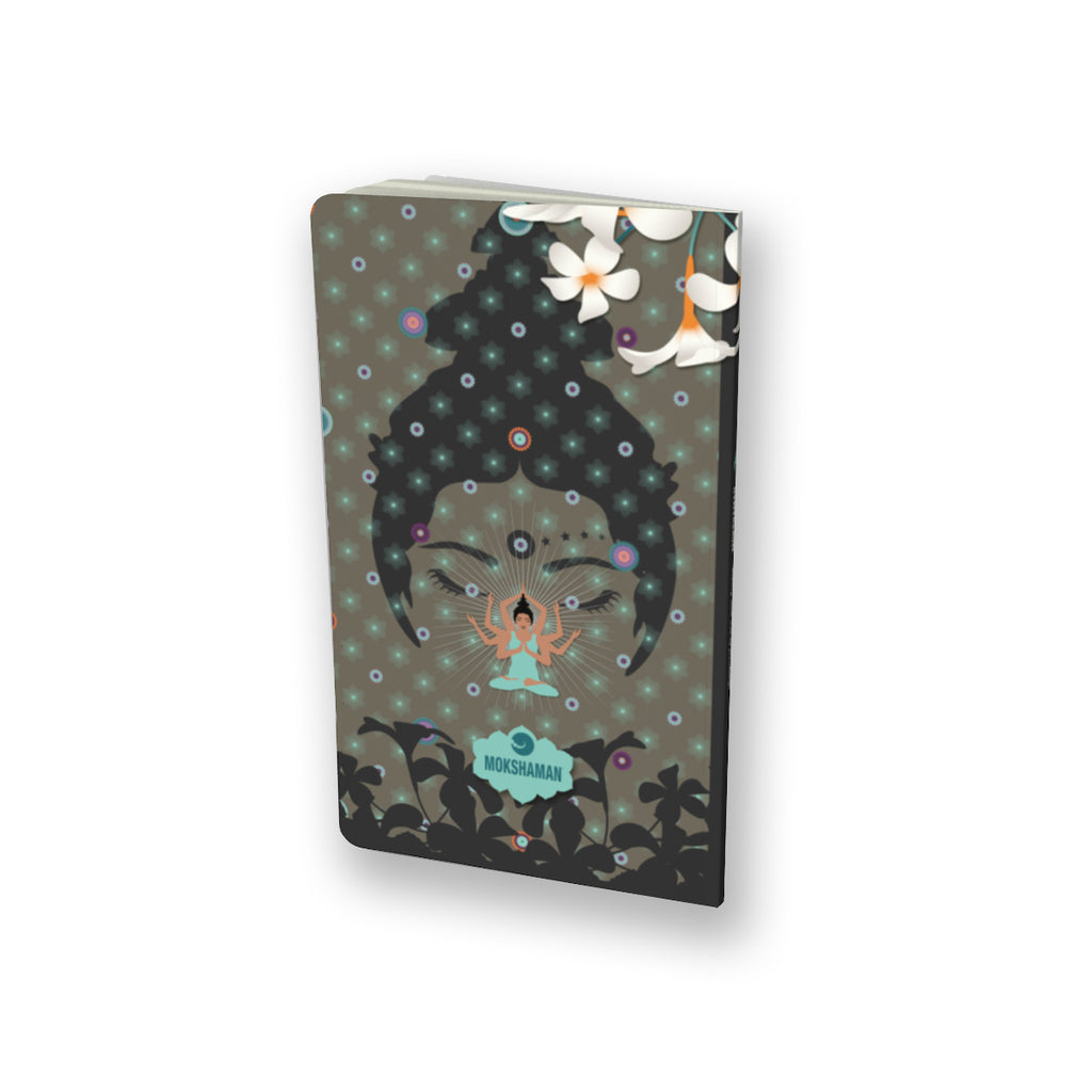 """JUNGLE DIARY"" Inspiring Notebook by MOKSHAMAN®"