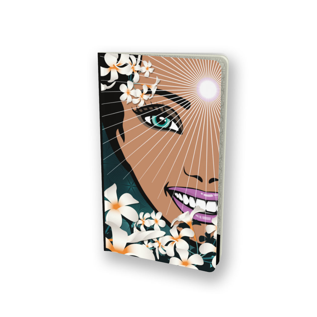 """SMILING DIARY"" Inspiring Notebook by MOKSHAMAN®"