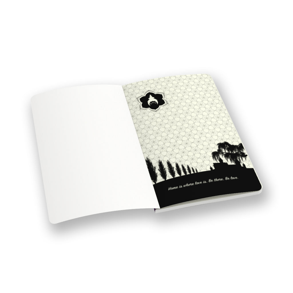 """UNICORN DIARY"" Inspiring Notebook by MOKSHAMAN®"
