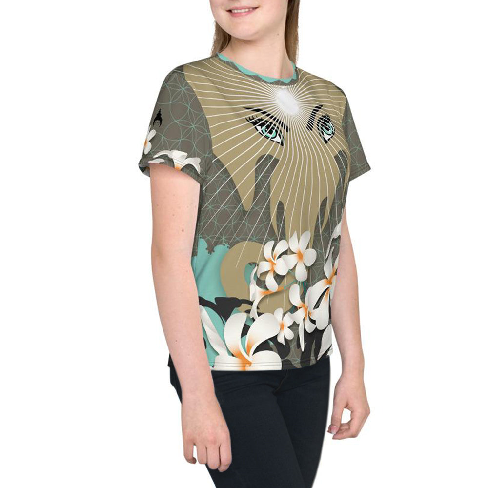 """URBAN JUNGLE"" Youth T-Shirt"