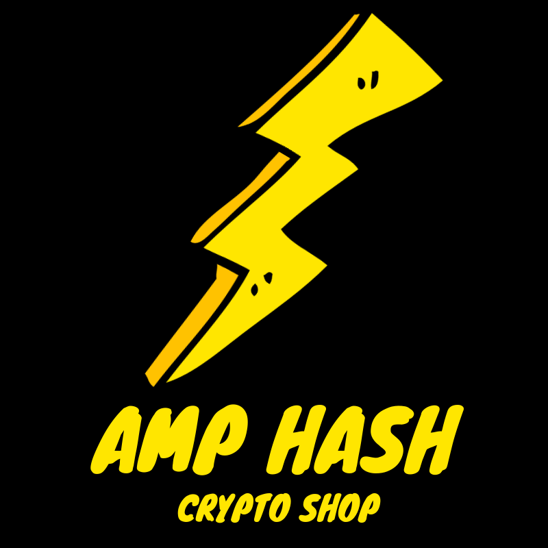 Amp Hash Crypto Shop Now Open!