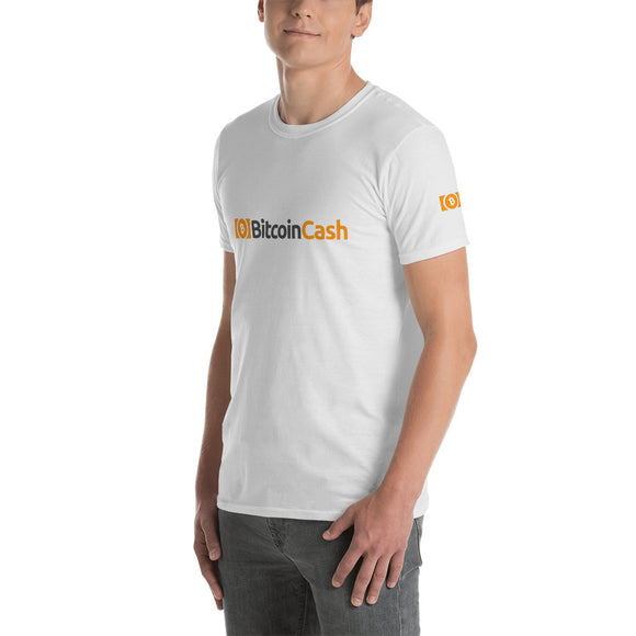 BitcoinCash Short-Sleeve Unisex T-Shirt
