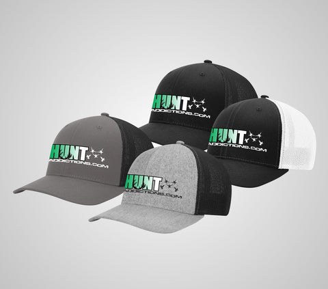 "Hunt Addictions ""Flex Fit"" Hat"