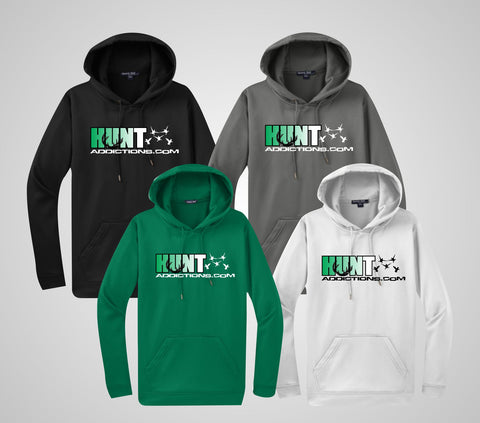 "Hunt Addictions ""Performance"" Full Color Hoodie"