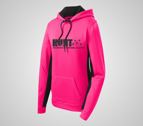 "Hunt Addictions ""Ladies Performance"" Hoodie"