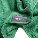 Rainleaf Microfiber Travel Towel Sports Towel Fast Drying Towel Fitness Workout Sweat Towel Bath Swimming Towel,Absorbent-Ultra Compact-Soft -Lightweight-Green