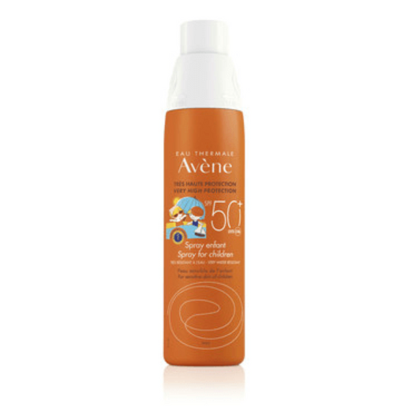 Avene Sun Spray Kids SPF 50+, 200 ml - Gladhud.nu