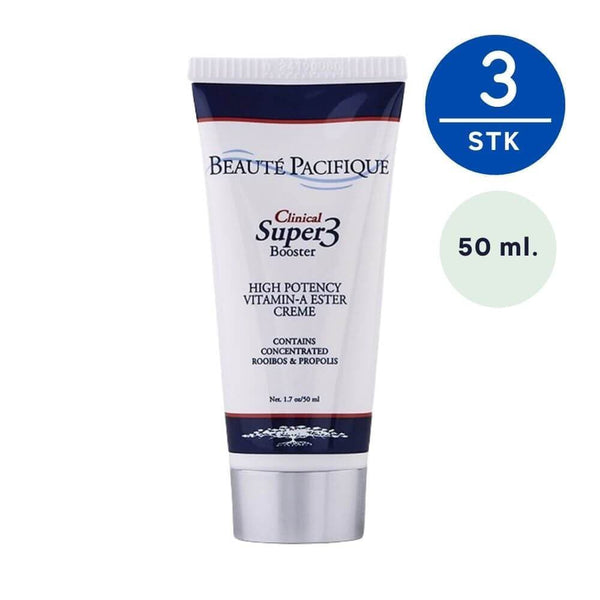 Beauté Pacifique Clinical Super3 Booster, 50ml (3 stk) - Gladhud.nu