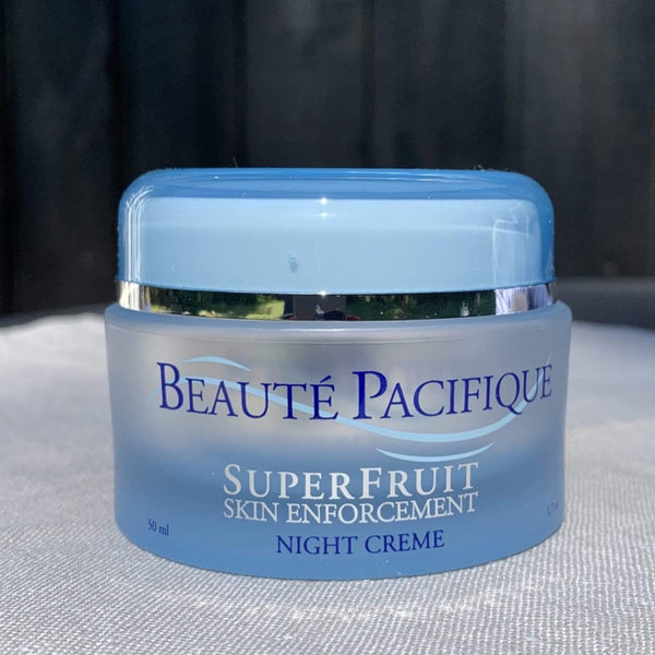 Beauté Pacifique SuperFruit Skin Enforcement Night Creme, 50 ml - Gladhud.nu