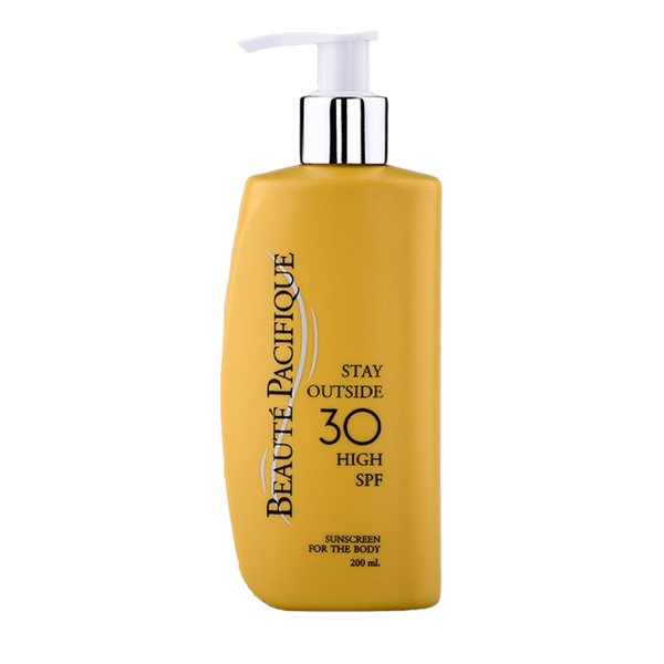 Beauté Pacifique Stay Outside, 30 SPF, 200 ml - Gladhud.nu