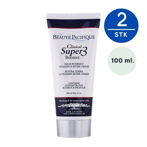 Beaute Pacifique Clinical Super3 Booster, 100ml (2 STK) - Gladhud.nu