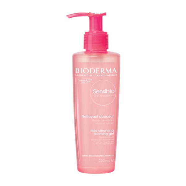 Bioderma Sensibio Foaming Gel, 200 ml - Gladhud.nu