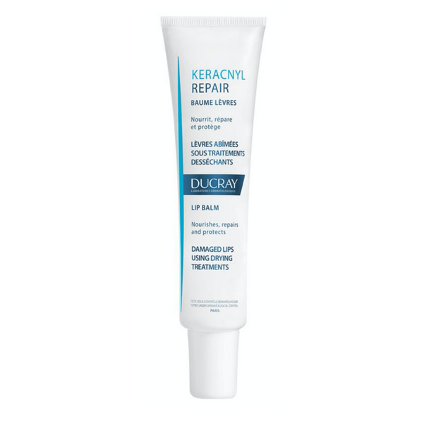 Ducray Keracnyl Repair Lip Balm, 15 ml - Gladhud.nu