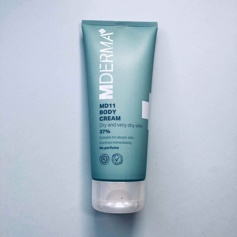 MDerma MD11 Body Cream 200 ml (2 stk) - Gladhud.nu