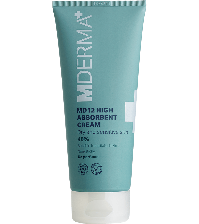 MDerma MD12 High Absorbent Cream, 200 ml - Gladhud.nu