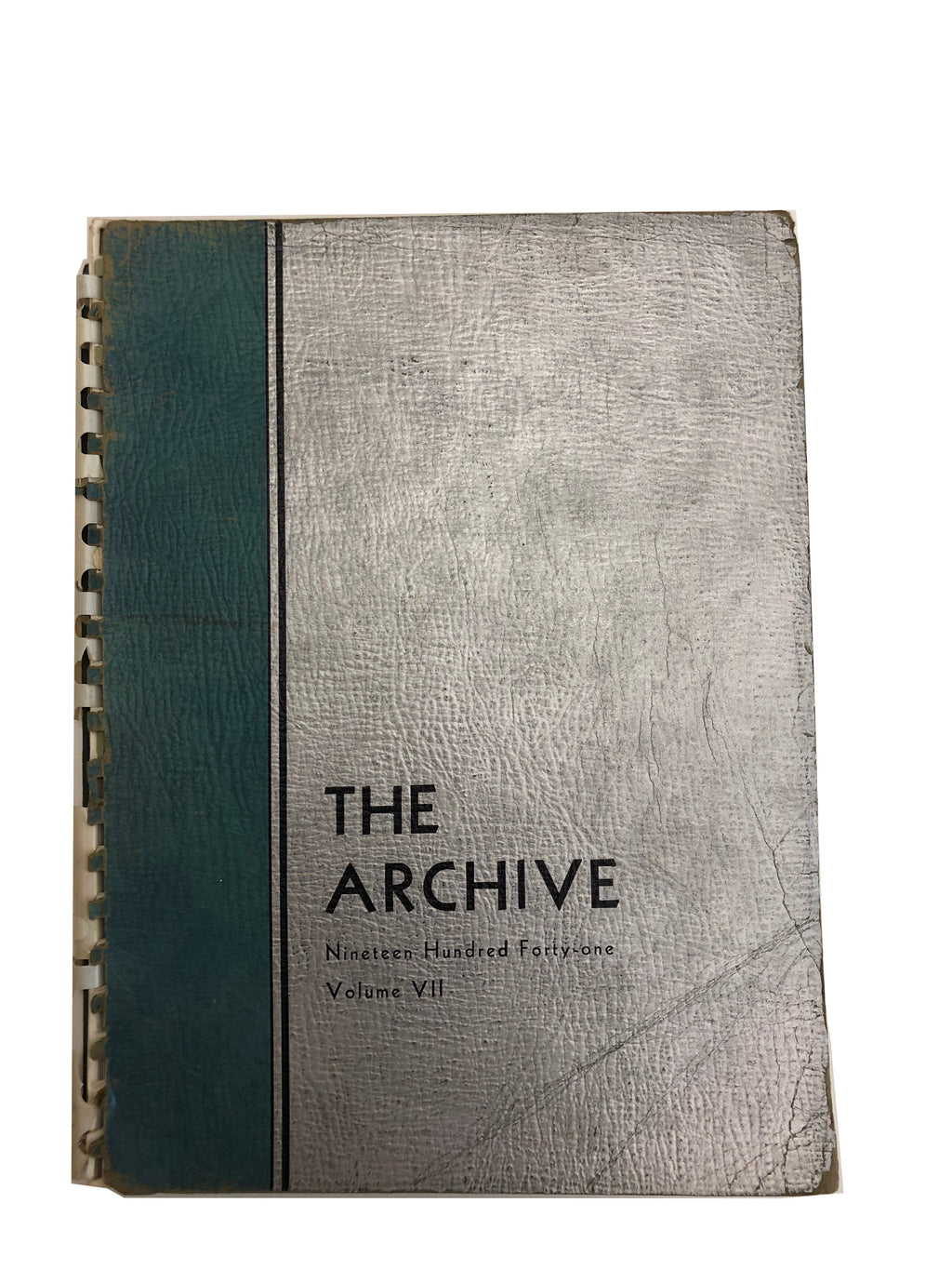 1941 The Archive - Ridley Yearbook
