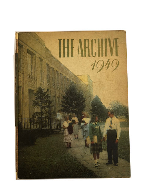 1949 The Archive - Ridley Yearbook