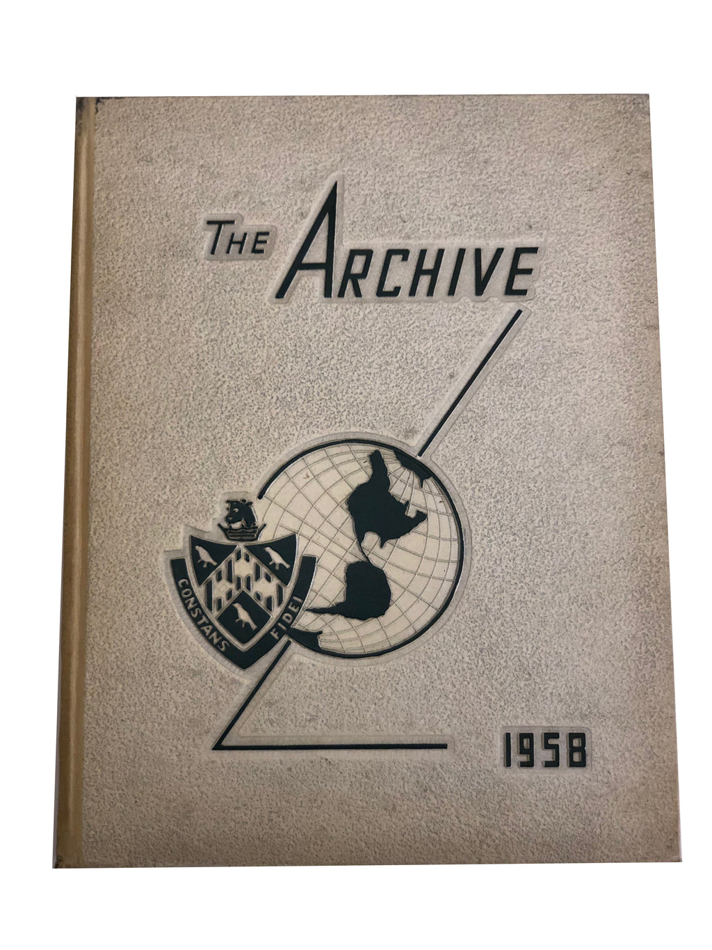 1958 The Archive - Ridley Yearbook