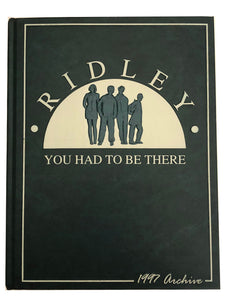 1997 The Archive - Ridley Yearbook
