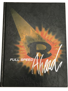 2000 The Archive - Ridley Yearbook