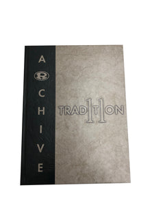 2011 The Archive - Ridley Yearbook