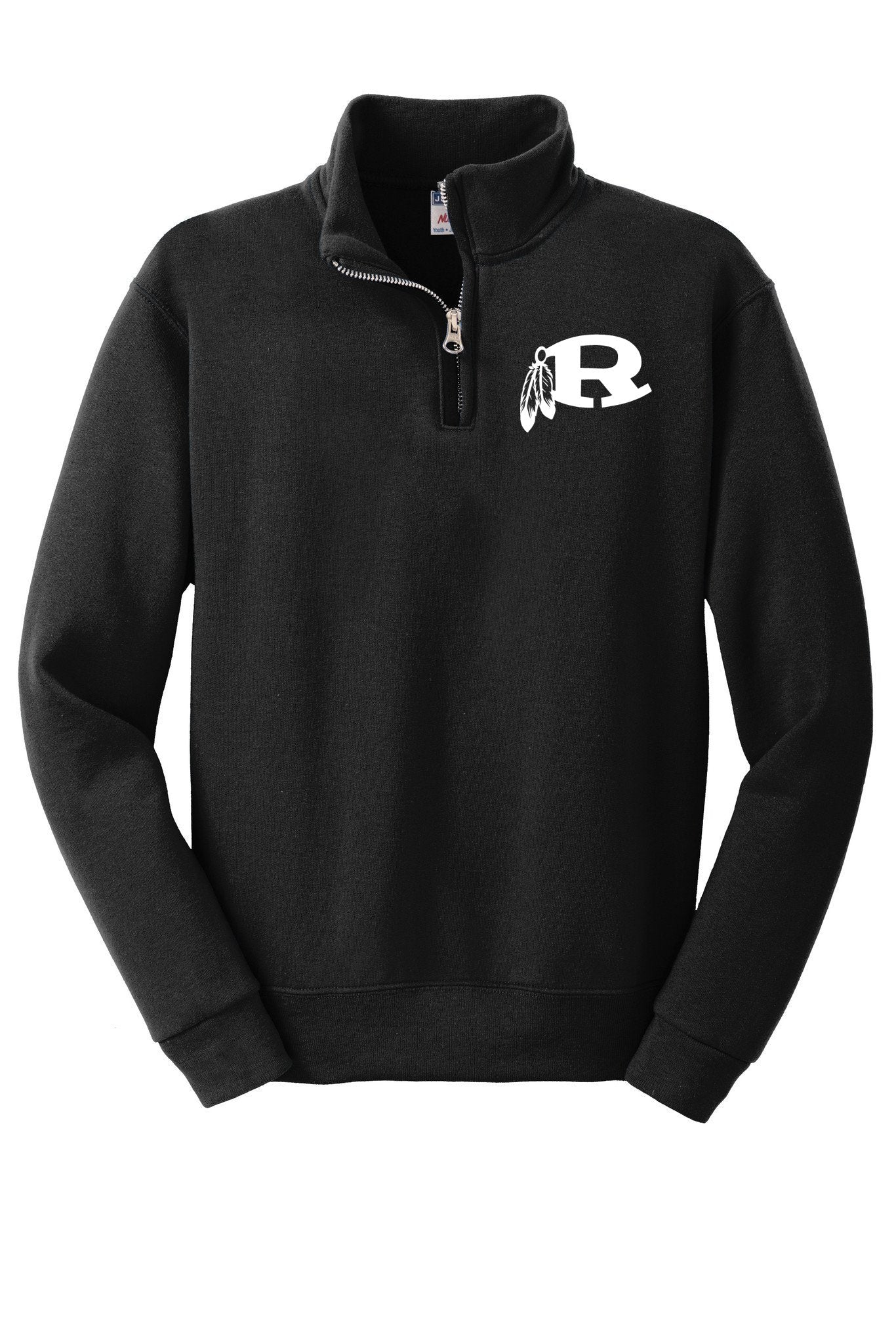 Rocking R Feather Youth 1/4 Zip