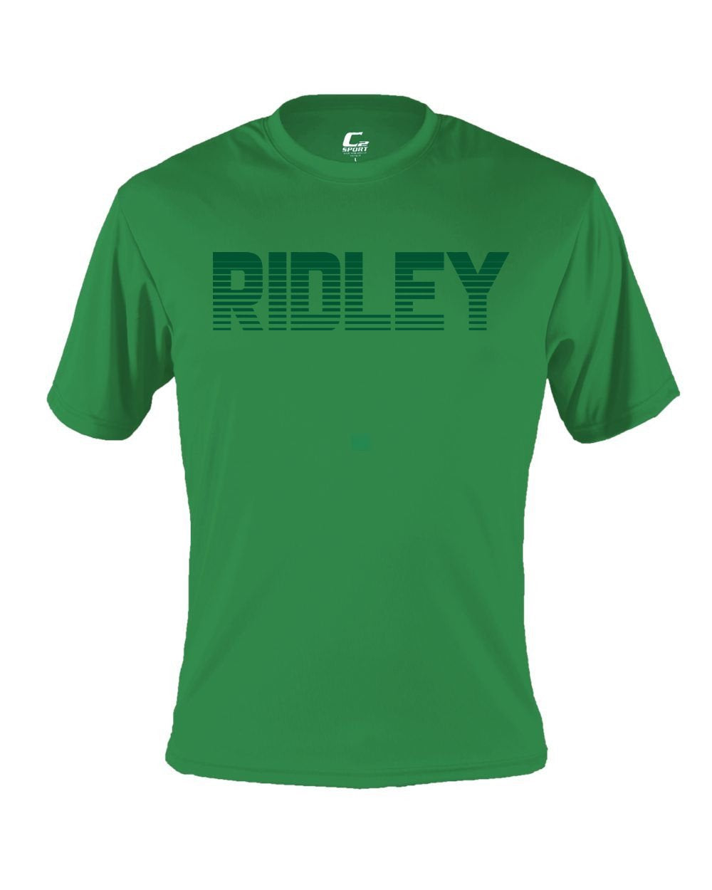 Youth Kelly Green Raiders Performance Dry Fit T-Shirt