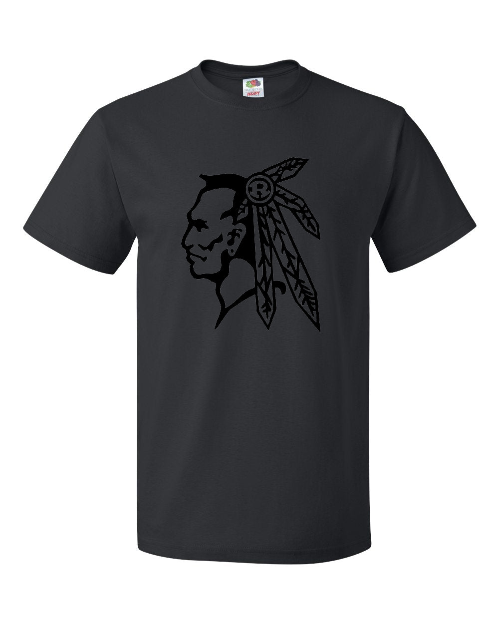 Black Out Raiderhead T-shirt