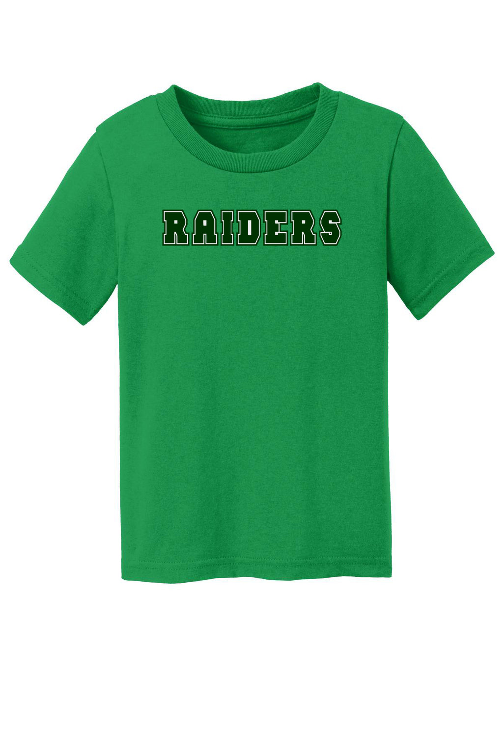 Toddler Green Raiders T-Shirt