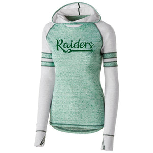 Women's Holloway Raiders Arrow Hoodie