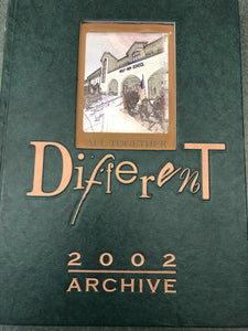 2002 The Archive - Ridley Yearbook