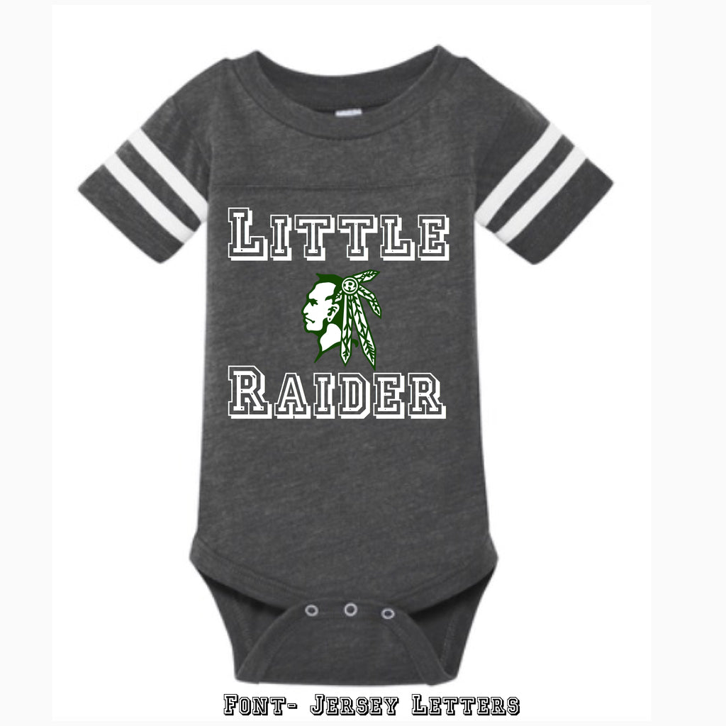 Infant Gray Onesie